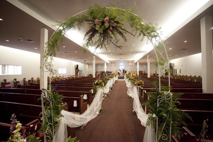 Church Wedding Flower Decorations Emasscraft