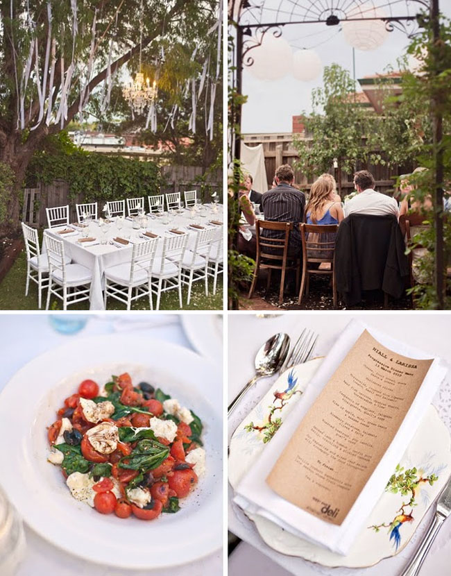 Wedding Reception Ideas On A Budget