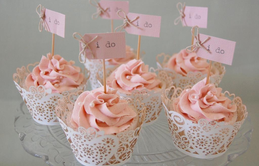 Wedding Cake Cupcake Ideas: Wedding Cupcake Ideas