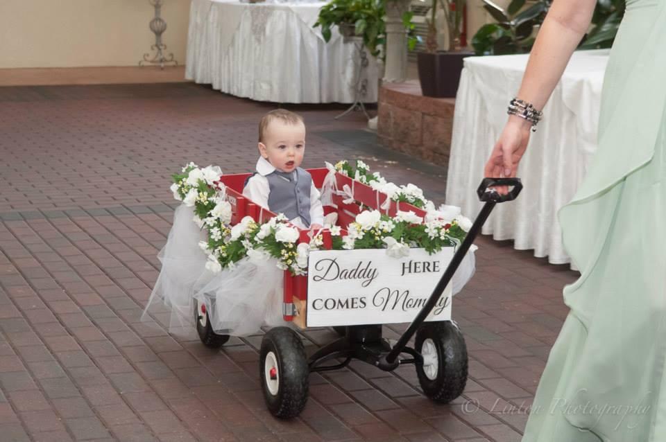 Wagon For Wedding | The Wagon