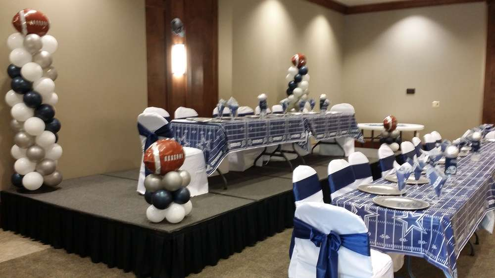 Dallas Cowboys Wedding