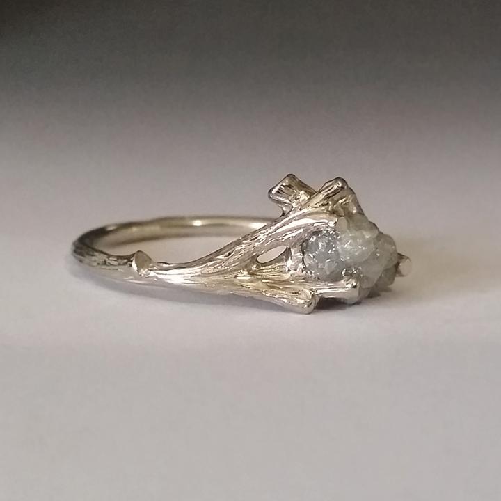 Twig Wedding Ring. Pisces Wedding Rings. Channel Rings. Cool Men Engagement Rings. Two Hands Together Wedding Rings. Lucite Rings. 1.4 Carat Engagement Rings. Asgardian Wedding Rings. Medical School Rings