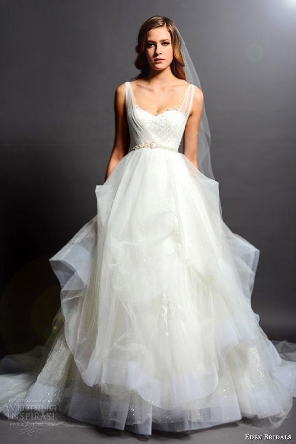 Handkerchief Wedding Dress