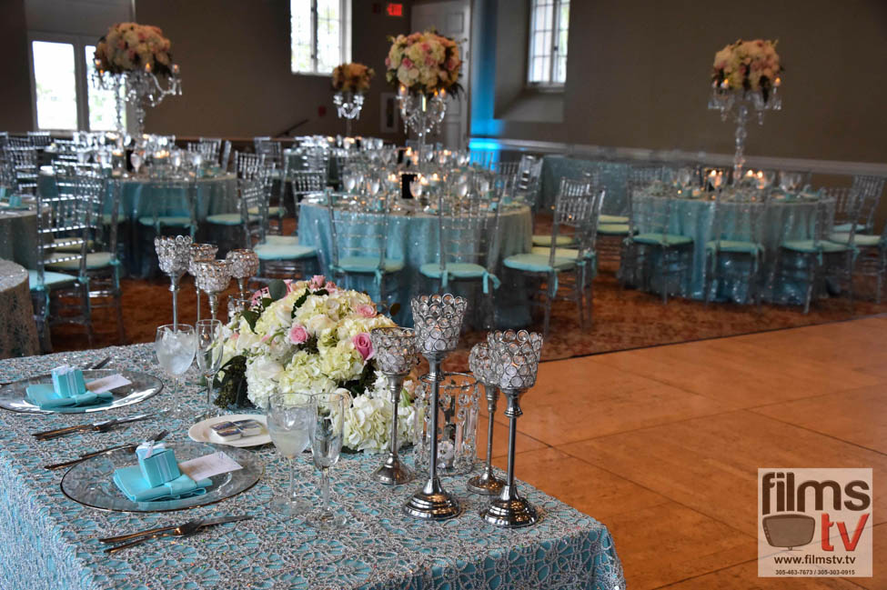 Tiffany Blue And Silver Wedding Dresses : Tiffany blue and silver wedding