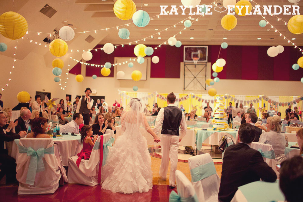 Turquoise And Yellow Wedding Ideas: Yellow And Turquoise Wedding Decorations