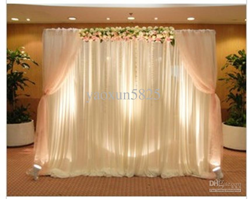 Fabric Backdrops For Weddings