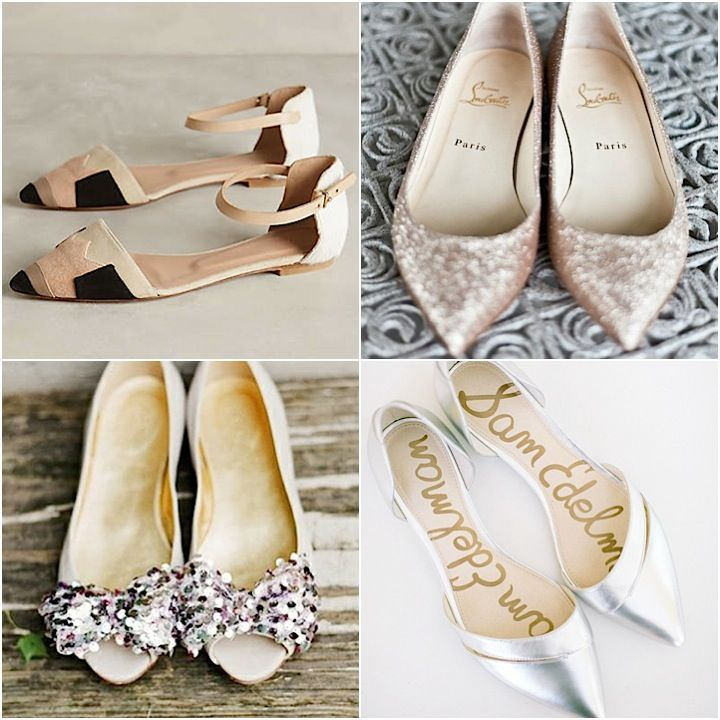 Comfort Wedding Shoes