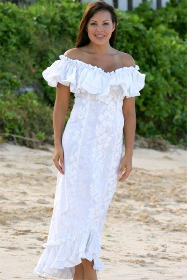 71d69439b22 Hanalei Hawaiian Wedding Dress