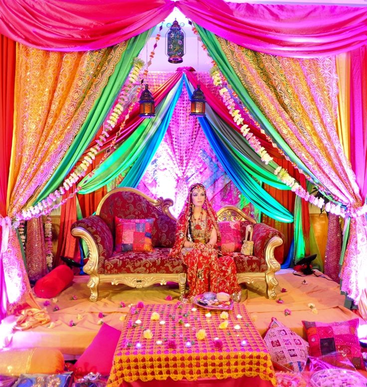 Indian style wedding decoration junglespirit Image collections