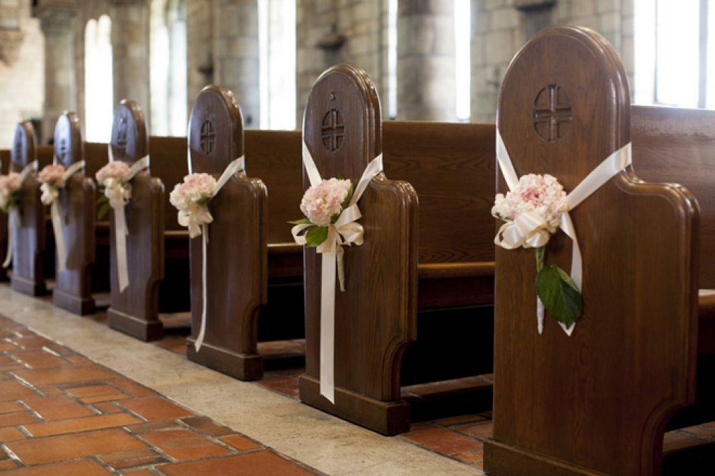 Church Decoration For Wedding