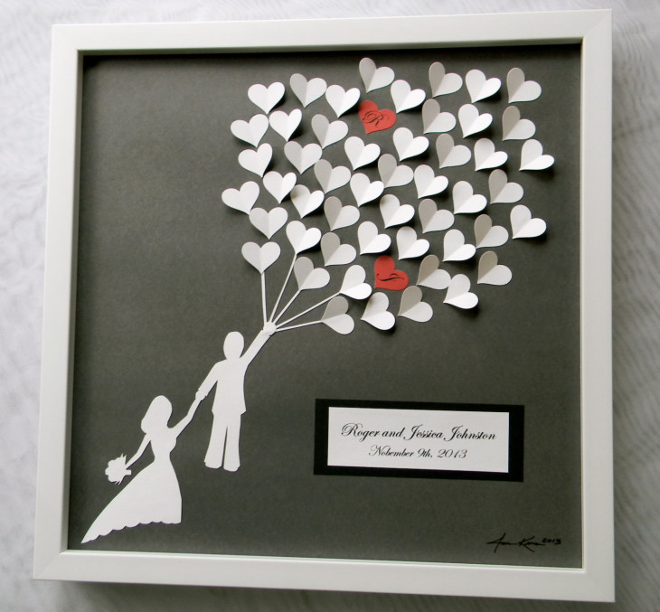 Images Of Homemade Wedding Gift Ideas