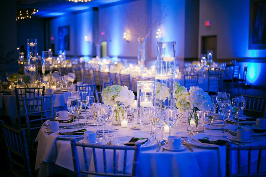 Winter Wedding Reception Decorations Wedding Decor Ideas
