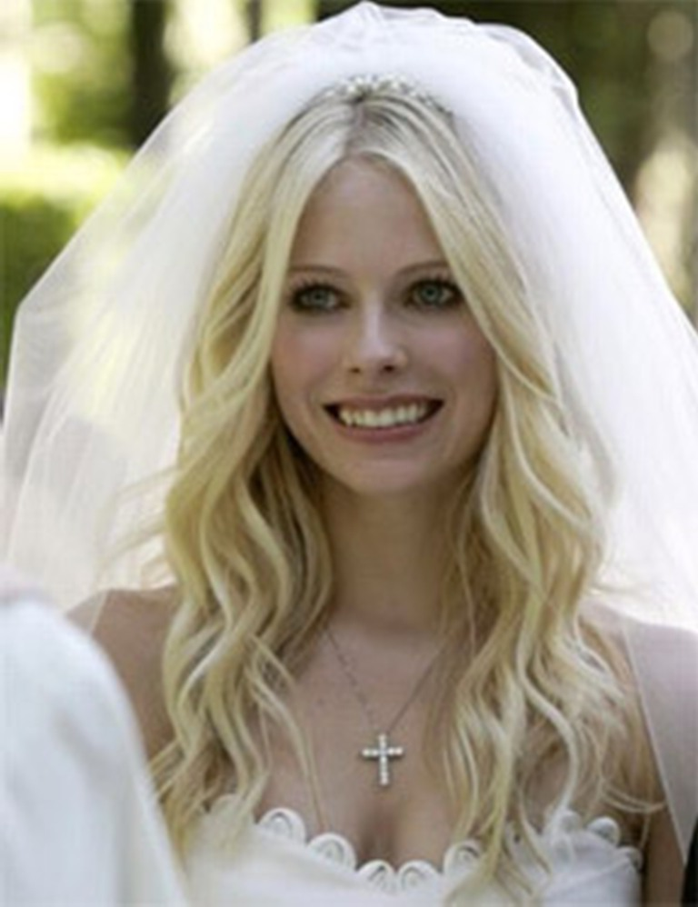 Wedding Hair and Makeup Ideas from Celebrities - Brides