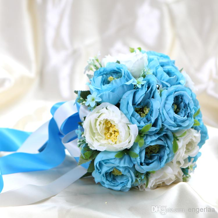 Baby blue and white wedding decorations for Baby blue wedding decoration ideas