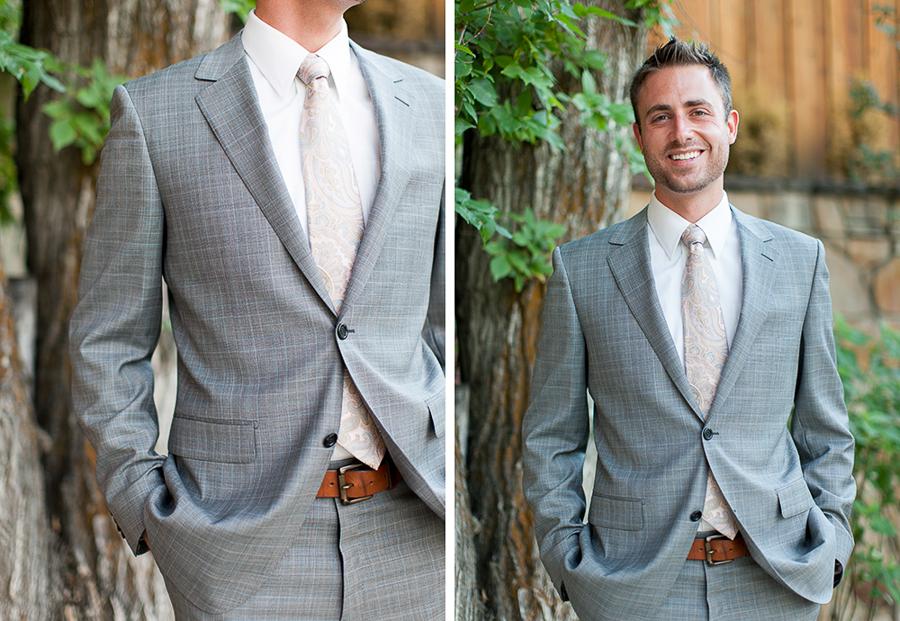 Grey Suit Summer Wedding - Go Suits