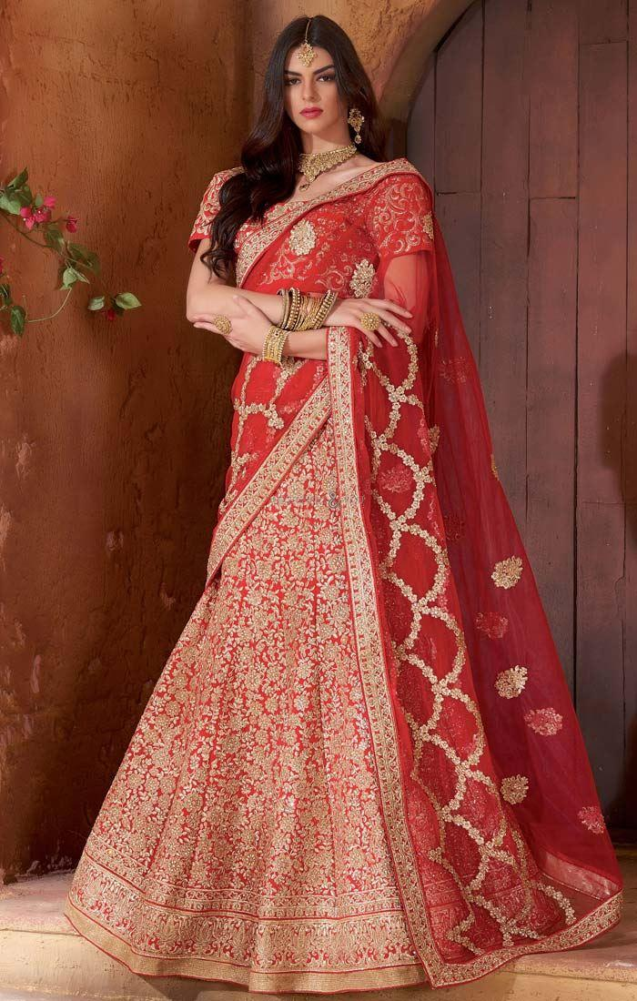 Reception Indian Bridal Wear Wedding Dresses
