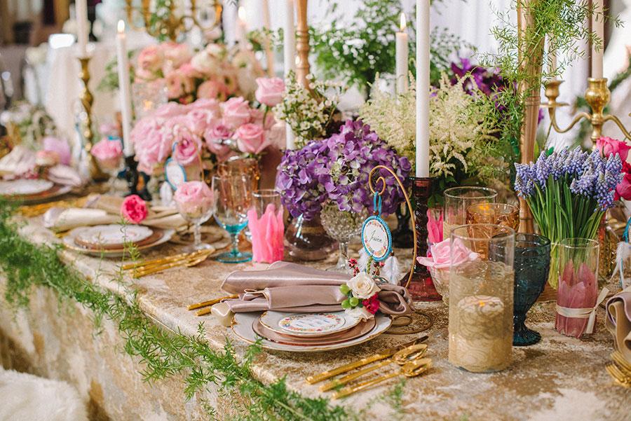 Caribbean Boho Wedding Inspiration: Bohemian Wedding Ideas