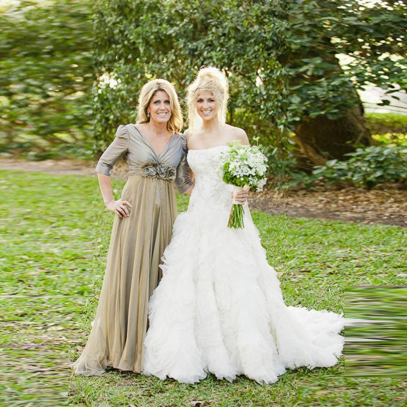 Country Wedding Mother Of The Bride Dress