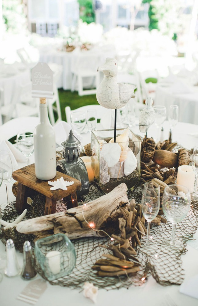 Exceptional Nautical Table Decor