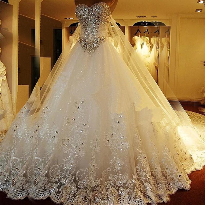 Sparkling Wedding Dresses   Midway Media