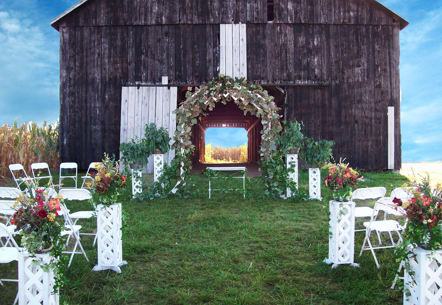 Outdoor wedding gazebo decorating ideas for Outdoor wedding gazebo decorating ideas