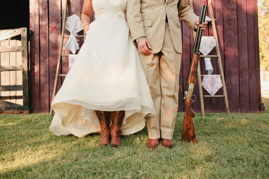 Western Outdoor Wedding Ideas