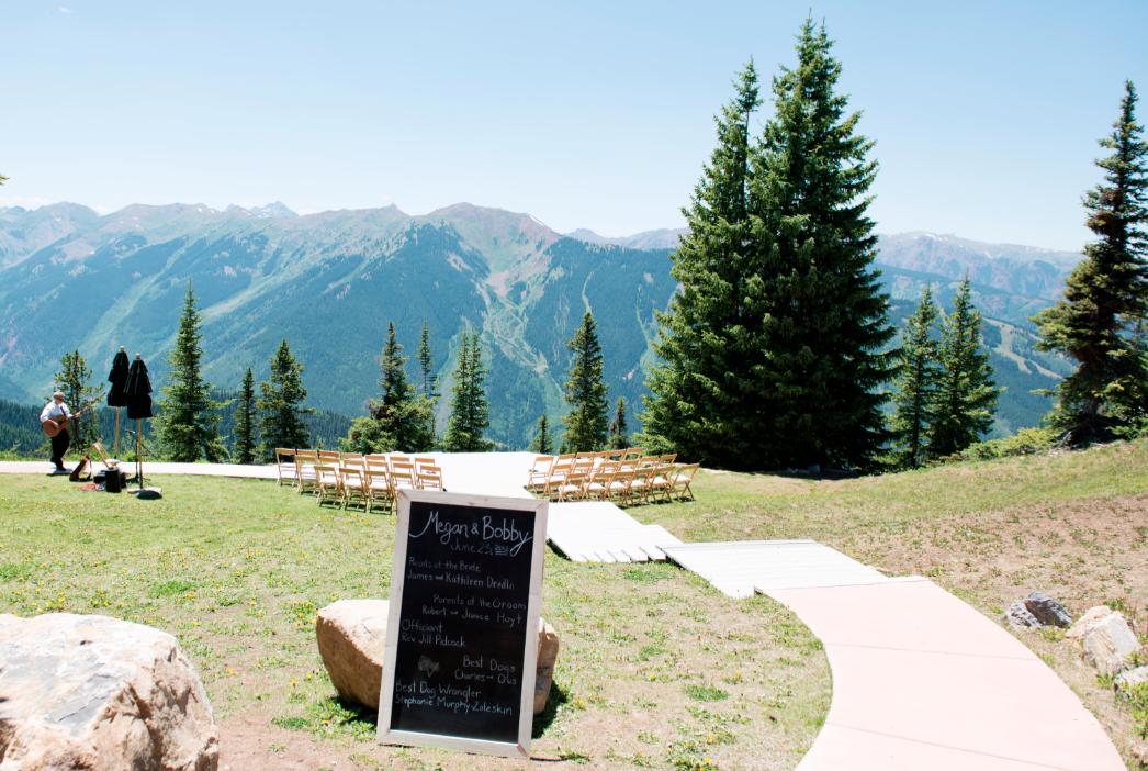 Outdoor Wedding Venues In Colorado Photo Album