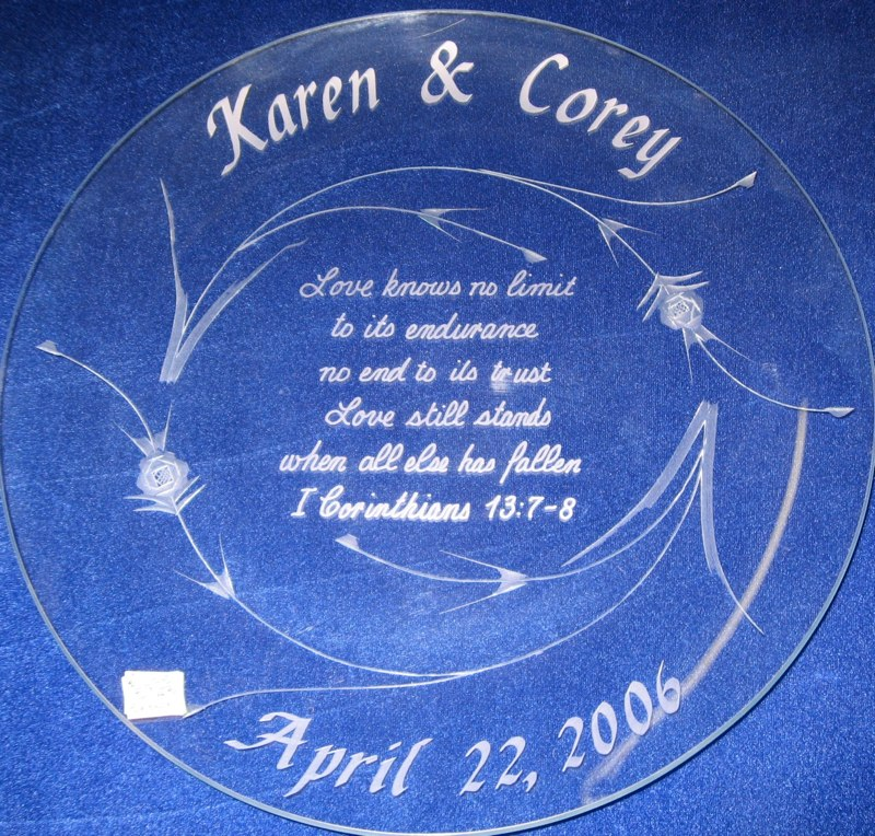 Personalized Engraved Anniversary And Wedding Gift Ideas