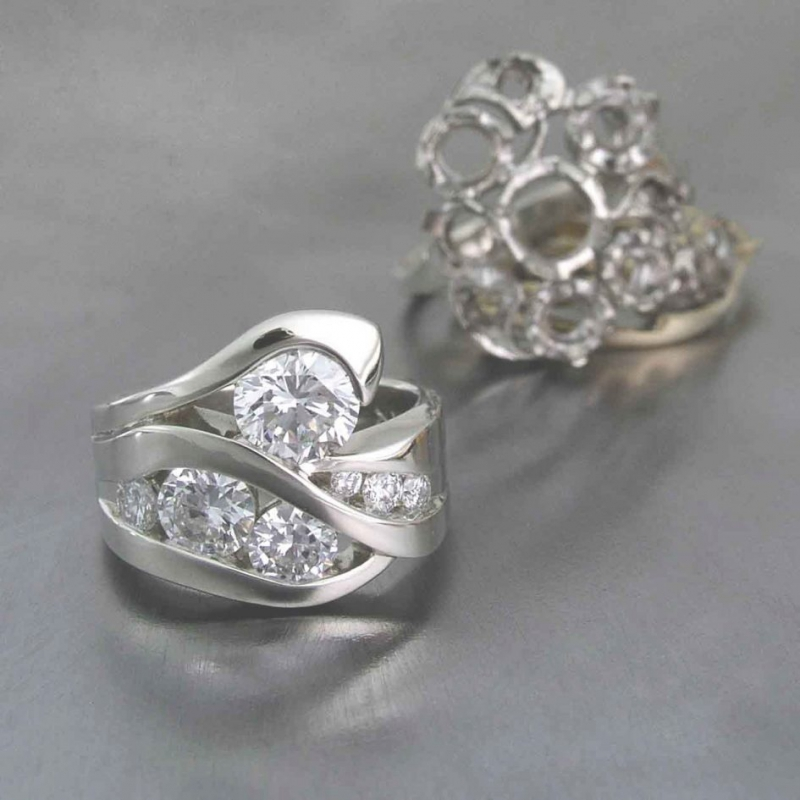 Redesign wedding ring for Ideas for redesigning wedding rings