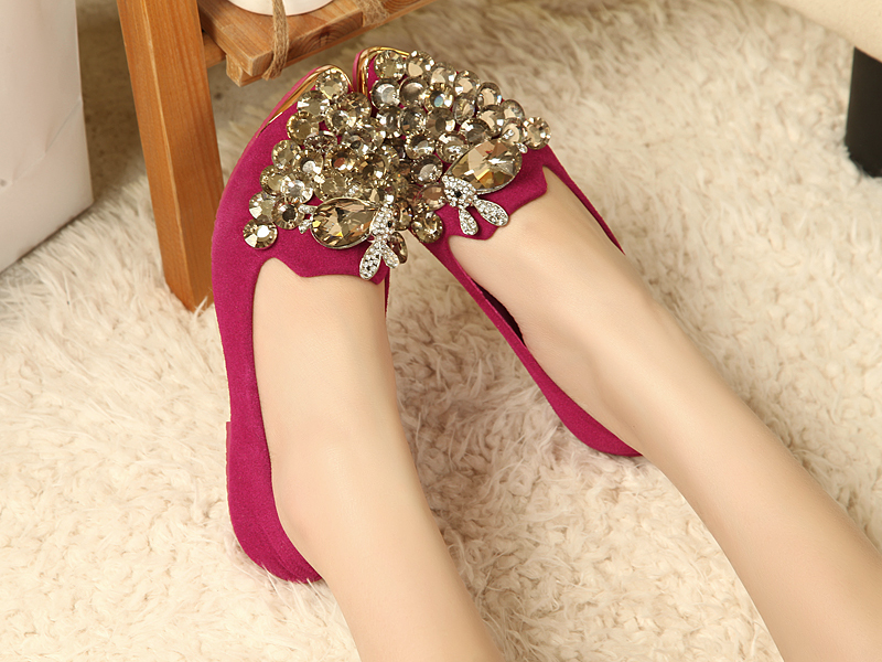 Cute Flat Wedding Shoes