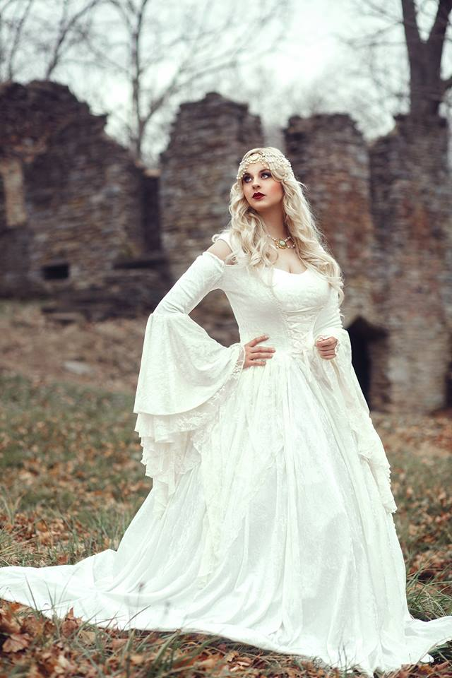 Renaissance Themed Wedding Dresses Wedding Gallery