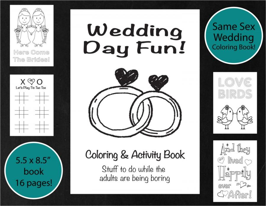 printable wedding coloring book free coloring books for weddings