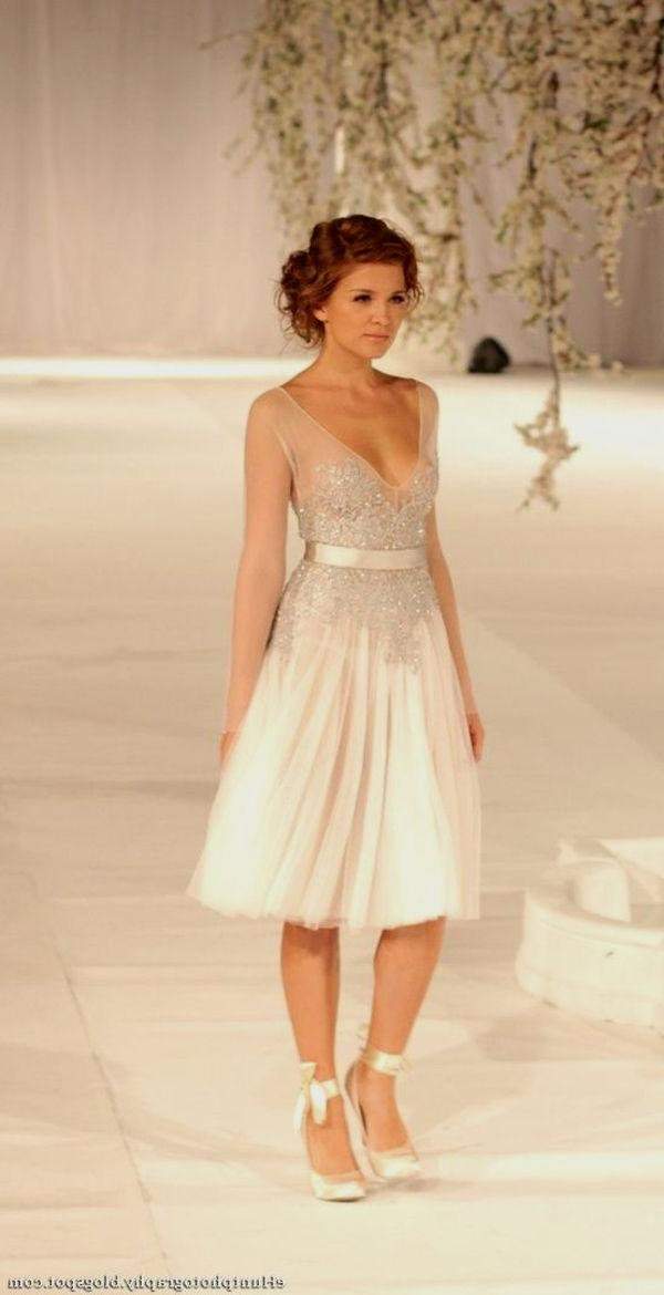 Courthouse Wedding Dress.Simple White Dress For Courthouse Wedding