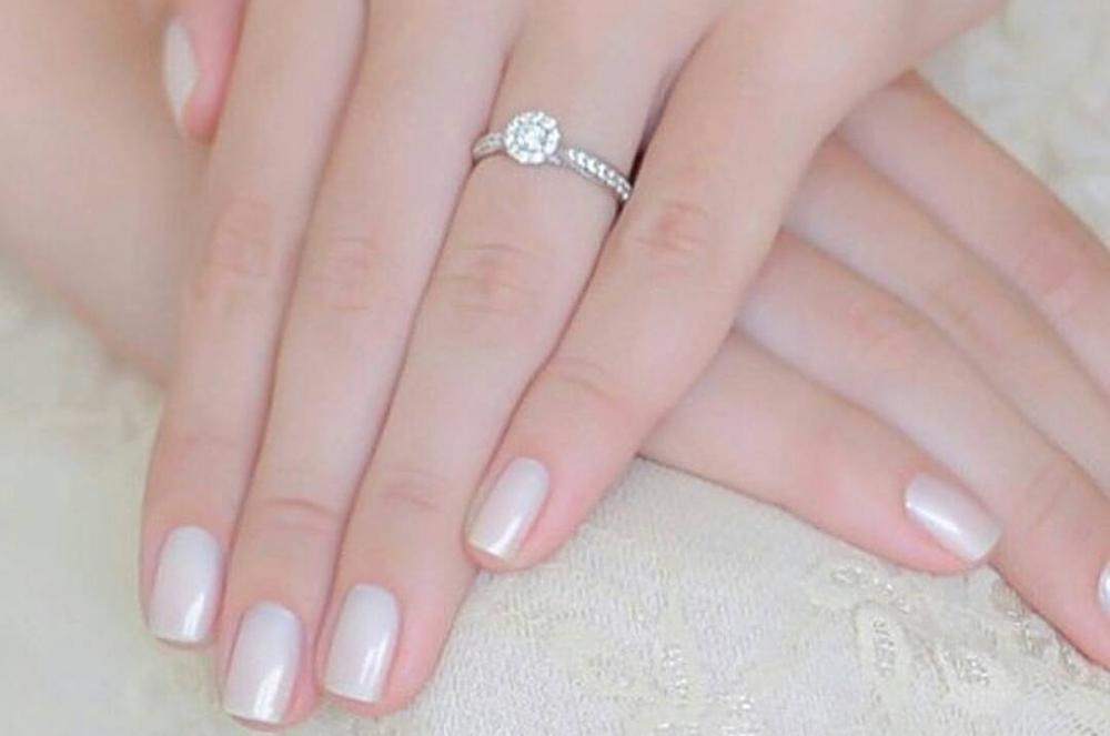 Wedding Fingernail Polish - Best site hairstyle and wedding dress ...