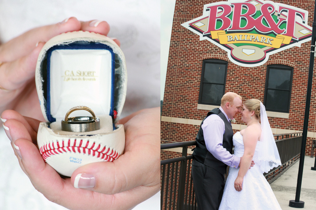 Baseball Wedding Gifts: Baseball Themed Wedding Favors