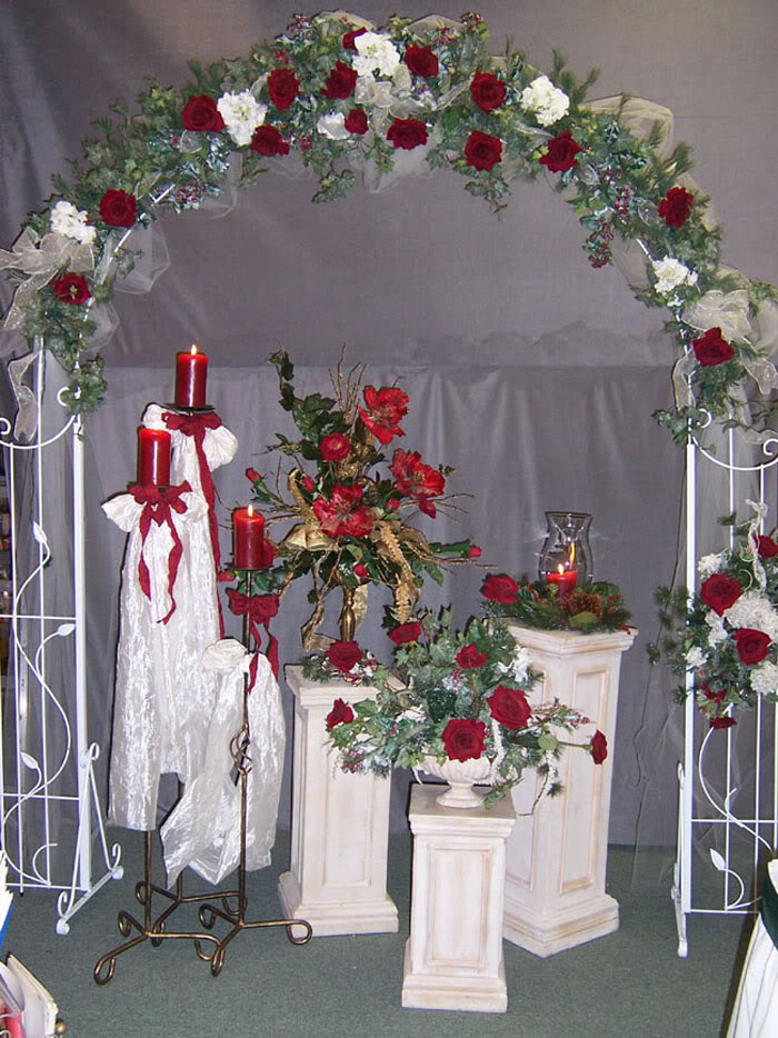Wedding arch design ideas for Arch decoration pictures