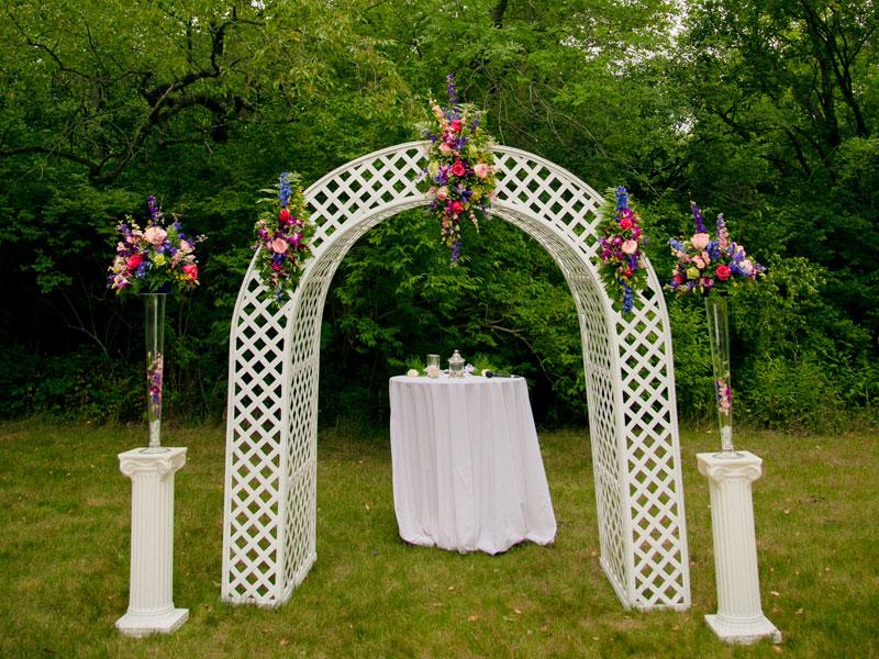 Wedding Arch Design Ideas