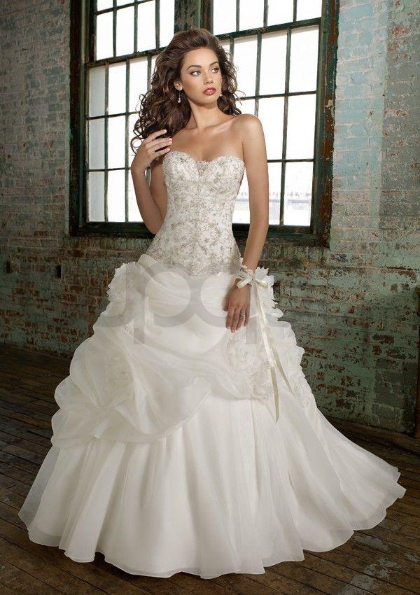 Wedding corset dress for Girdle for wedding dress