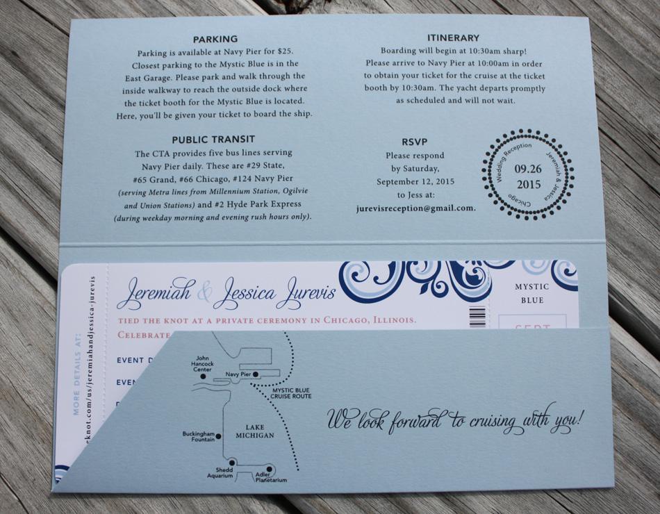 Cruise Wedding Invitations: Cruise Wedding Invitations