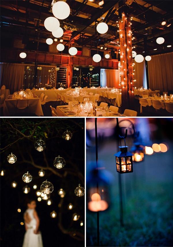 Wedding Decor Ideas For An Evening Outdoor