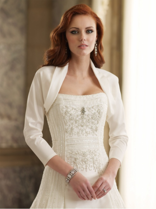 Wedding Dress Jackets