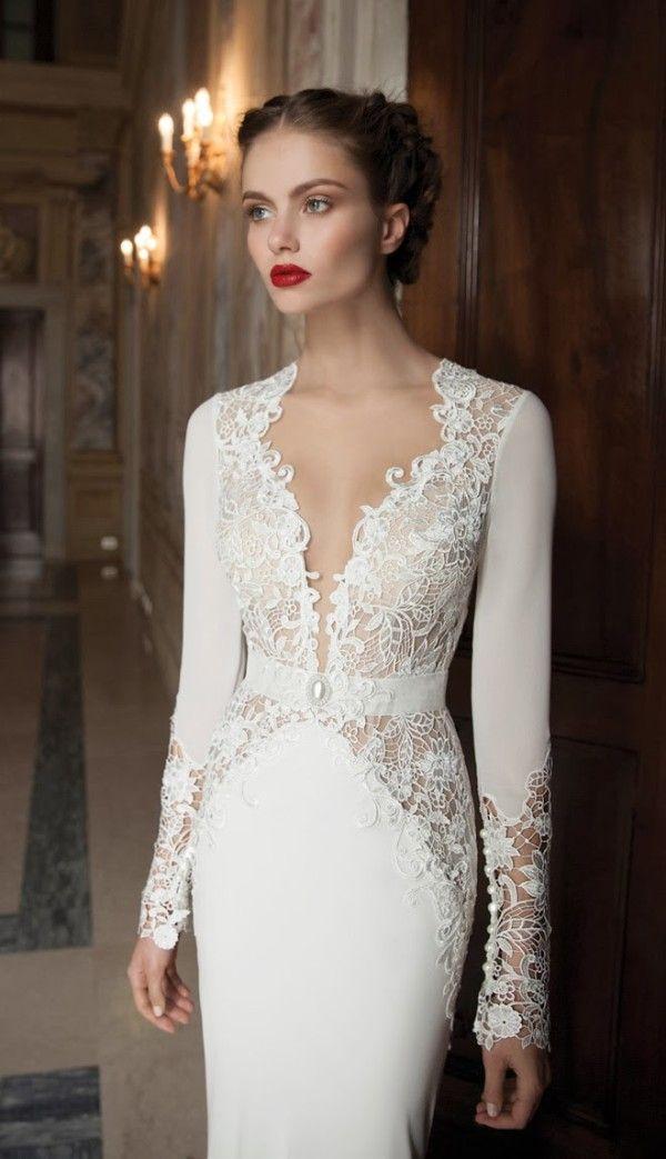 Mature Second Wedding Dress