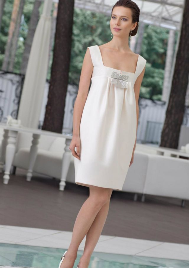 Dreses For Civil Weding 025 - Dreses For Civil Weding