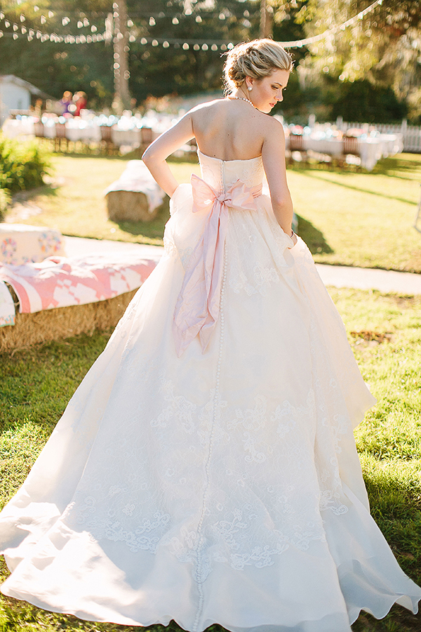 Outstanding Bow Wedding Dress Images - Wedding Plan Ideas ...