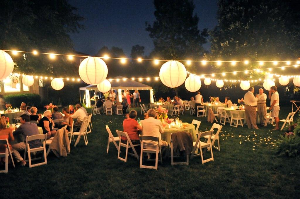 Wedding Decorations For Evening Reception : Ideas For Evening Wedding  Reception