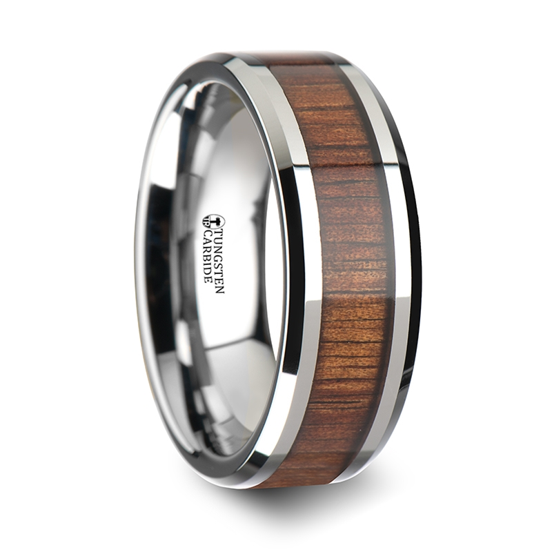 Wooden Wedding Rings Wood