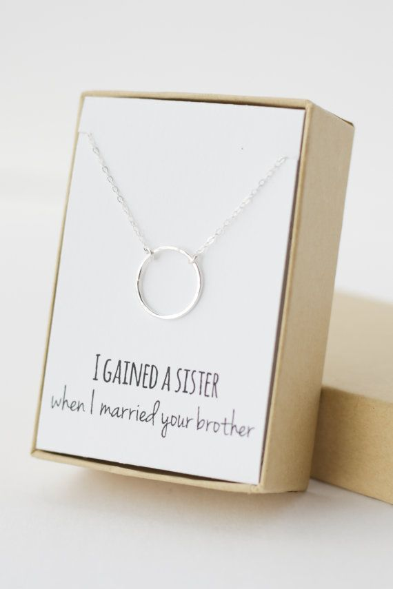 Wedding Gift Ideas Sister
