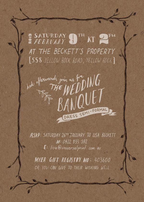 1000 images about wedding invitation ideas on emasscraft org - Outdoor Wedding Invitations
