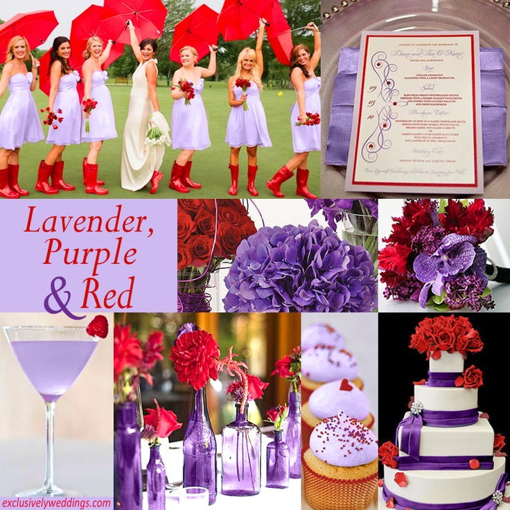 Stunning Wedding Colors With Red Gallery - Styles & Ideas 2018 ...