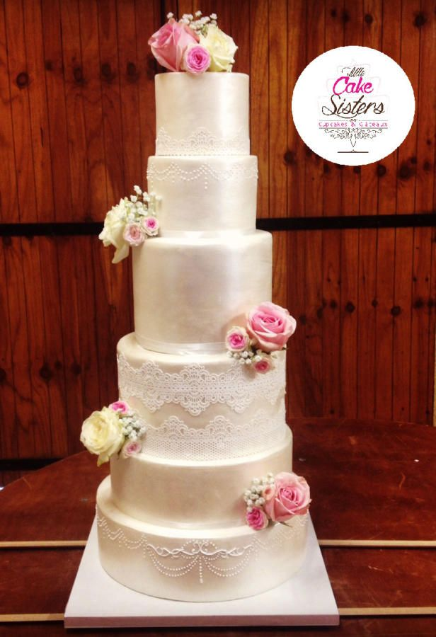 images of 6 tier wedding cakes 6 tier wedding cake 16324